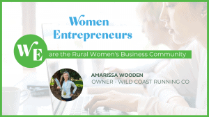 Amarissa Wooden - Wild Coast Running Company