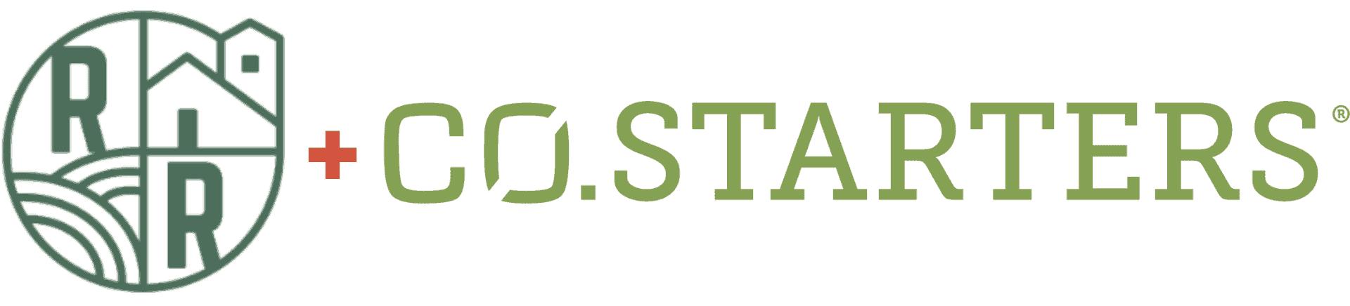 Reinventing Rural & CoStarters Logo
