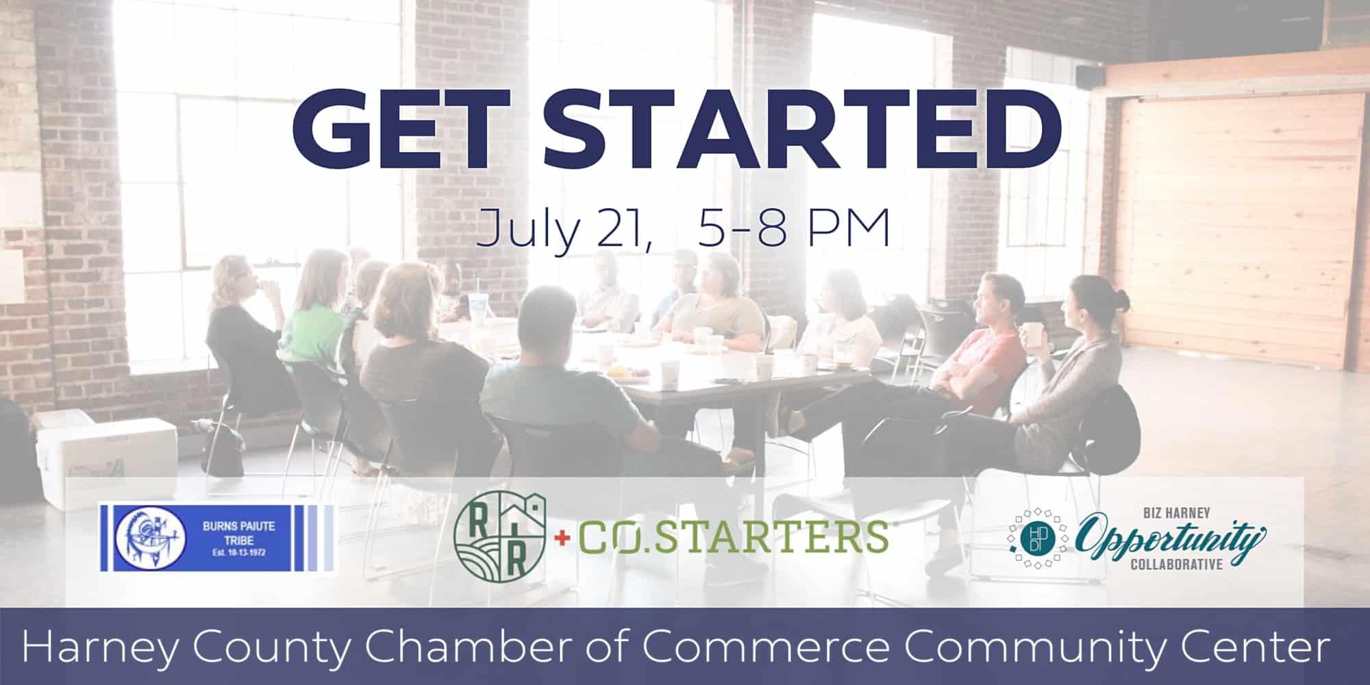 CoStarters Get Started Workshop